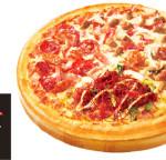 【クーポン】ピザハットオンライン「ナチュラル4」「よくばりミート4」Lサイズが半額!