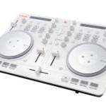 【タイムセール】Vestax DJコントローラー Spin2 WHITE iOS対応が激安