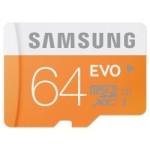 SAMSUNG 超高速 microSDXCカード 64GB がタイムセール特価!