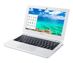 ChromeOS搭載 acer Chromebook がタイムセール特価!! (Celeron/2GB/16GBeMMC/11.6/ChromeOS)