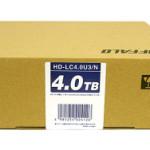 【家電対応】バッファロー USB3.0対応 4TB 外付けハードディスクがタイムセール特価