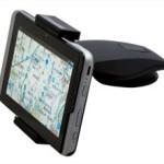 ダッシュボードに簡単設置!TAXAN タブレット用 車載ホルダーが特価