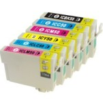 EPSONプリンター用互換インク『IC6CL50』6色セットが超特価