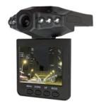 赤外線LED搭載で夜間撮影OK! 激安ドライブレコーダー「EB-XS001D」