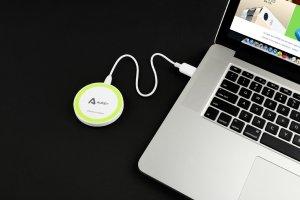 ワイヤレス充電規格「Qi (チー)」対応の置くだけ充電パッドが激安特価