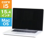MacBook Pro Mid 2010 [MC371J/A] の良品中古が激安!(i5/4GB/320GB/SuperDrive/15.4型)