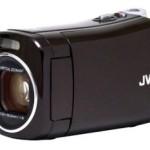 いつでも持ち歩ける超小型ビデオカメラ JVC BabyMovie GZ-N11-T がタイムセール特価