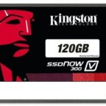 【タイムセール】Kingston 120G SSD『SSDNow V300 Drive SV300S37A/120G』