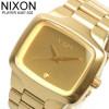 【楽天スーパーDEAL】NIXON 腕時計 THE BIG PLAYER A487-502 ゴールド