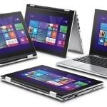 【タイムセール】1台でタブレットにもなるモバイルノートパソコン Dell Inspiron 11 2in1 (PQC/4GB/500GB/MS-Office))
