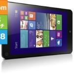 【激安】Lenovo 8.3型Windowsタブレット ThinkPad 8 リファビッシュ品(Atom Z3770/2GB/64GB/1920×1200)
