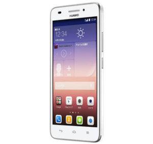 HUAWEI Ascend G620S LTE対応SIMフリースマホがアウトレットで2万切り!