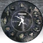 「GUNDAMガンダム 3D壁掛けクロック」が75%OFFで3,980円!