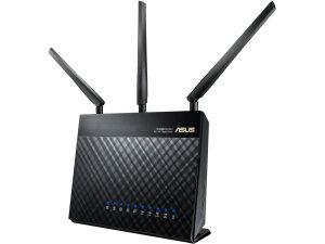 超高速ハイパワー無線LANルーター ASUS RT-AC68U が激安特価