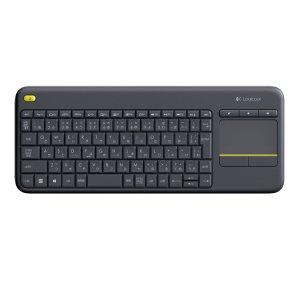 ロジクール ワイヤレス タッチキーボード K400pBKがタイムセール特価