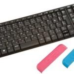 LOGICOOL ワイヤレスキーボード K230 がタイムセール特価