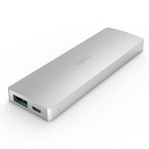 【激安特価】Aukey 3300mAh モバイルバッテリー PB-A1A